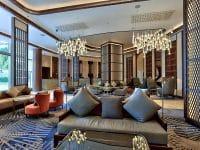Sảnh khách sạn Hilton Đà Nẵng