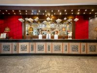 Sảnh khách sạn One Opera Danang