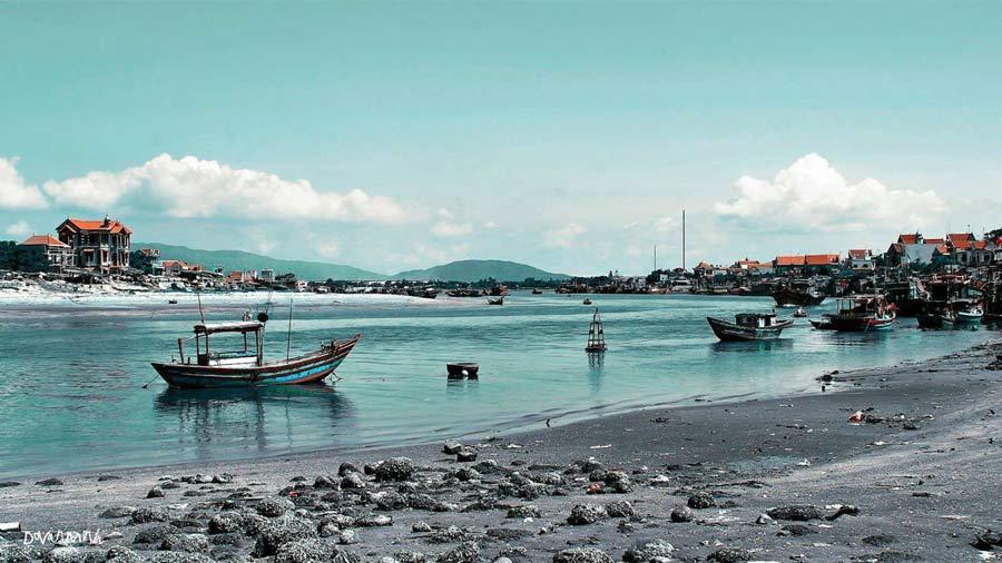 Du khách có thể ghé qua chợ hải sản mỗi sáng sớm