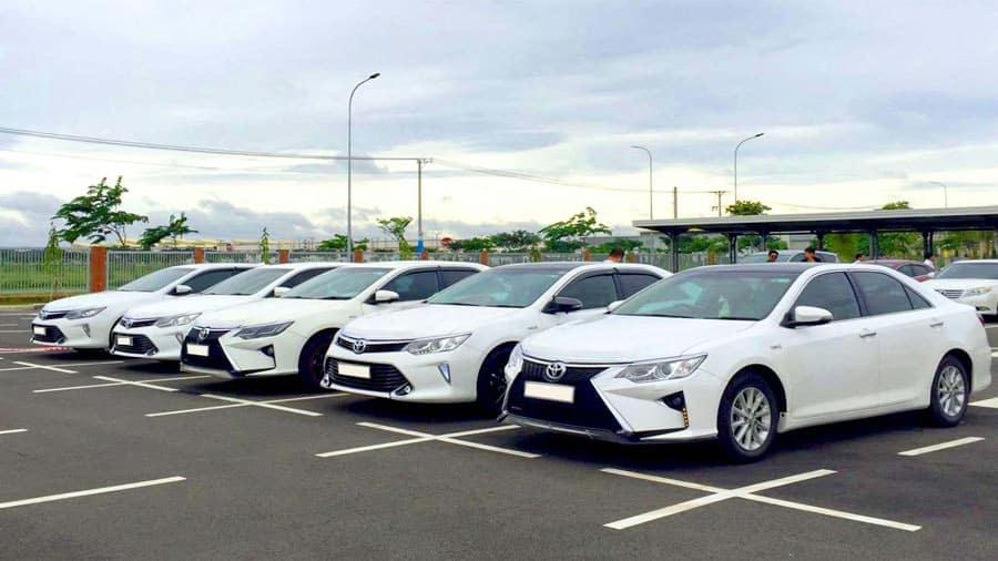 Dịch vụ thuê xe ô tô 4 chỗ đón tiễn sân bay Đà Nẵng