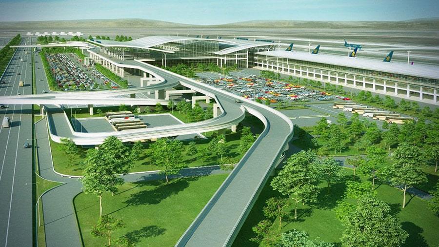 Sân bay Phú Quốc ngày càng được nâng cấp hiện đại