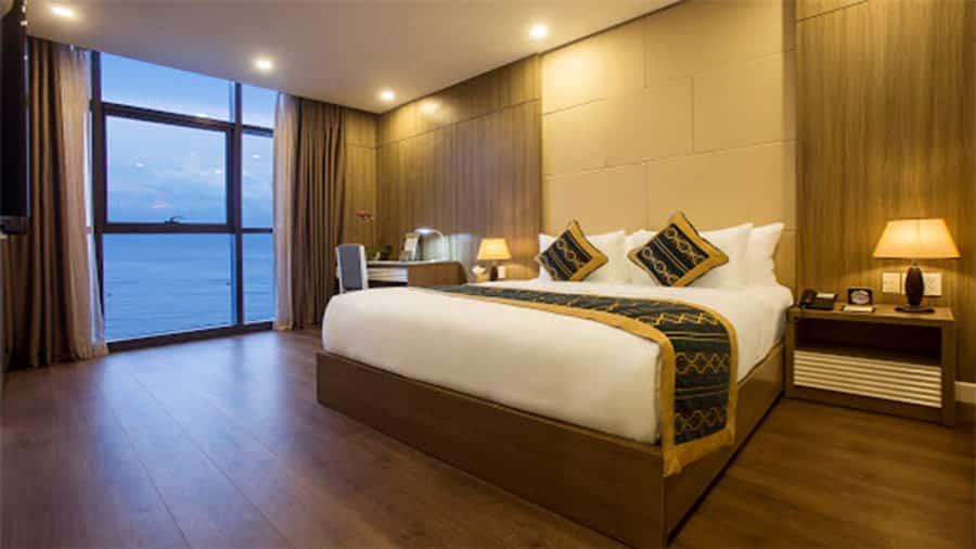 Khách sạn Nalod Đà Nẵng - phòng Ocean Suite