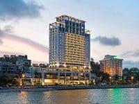 Toàn cảnh khách sạn Khách sạn Wyndham Legend Hạ Long