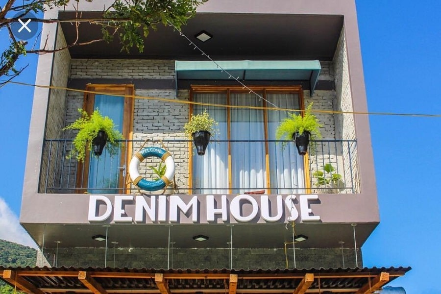 Phong cách sống hấp dẫn và lạ mắt  Denim - House