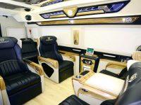 Dòng xe Ford Dcar President với mẫu mã hiện đại, tinh tế và nội thất cao cấp