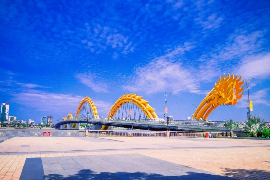 Cầu rồng Đà Nẵng