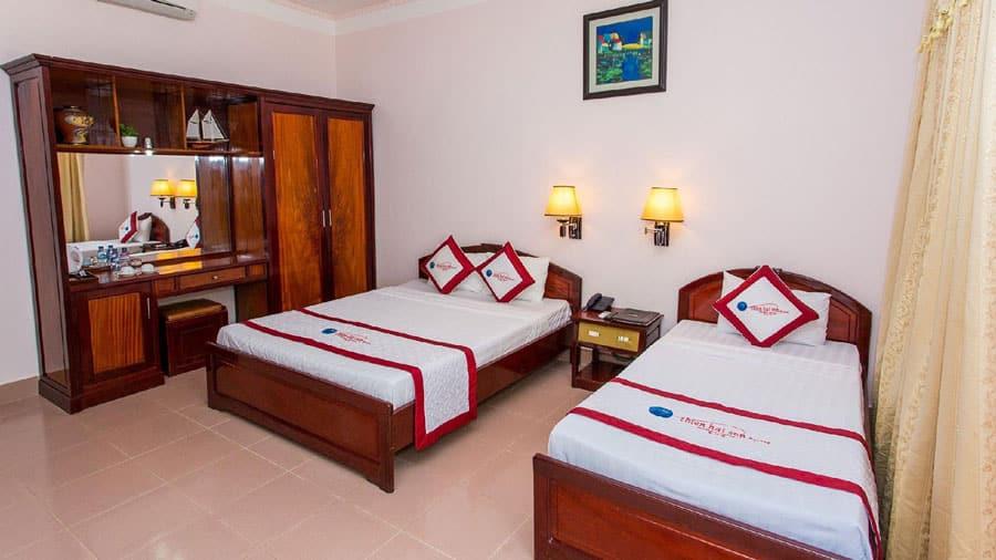 Phòng nghỉ tại Thiên Hải Sơn Phú Quốc
