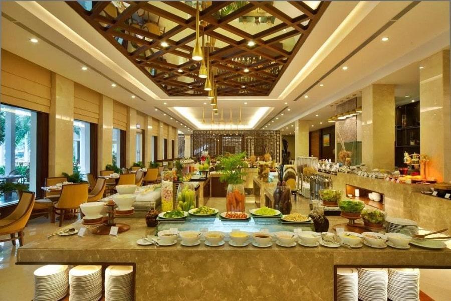 Nhà hàng Oriental