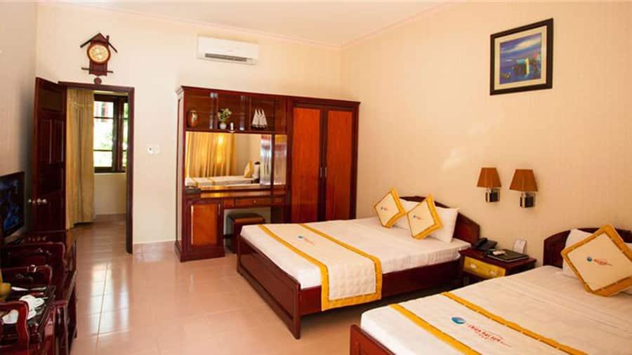 Lựa chọn loại phòng đơn, phòng đôi phù hợp với nhu cầu của bạn