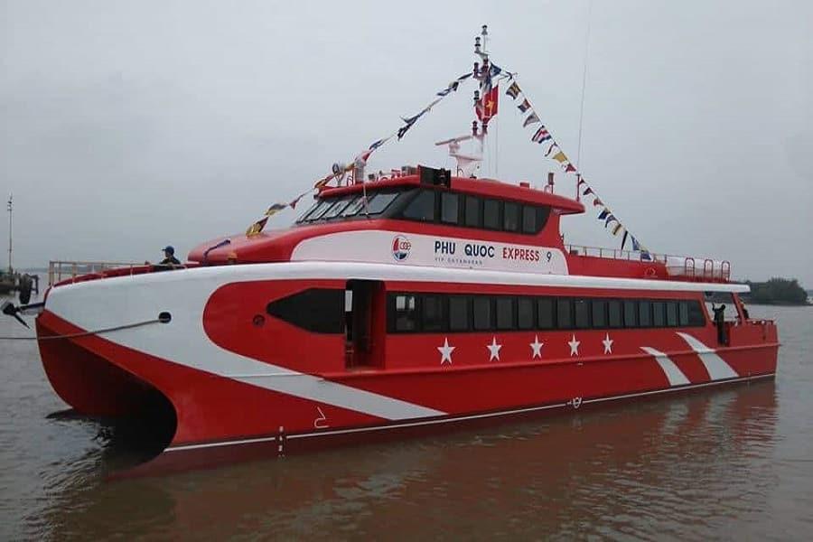 Phú Quốc Express 09 Rạch Giá - Hòn Sơn