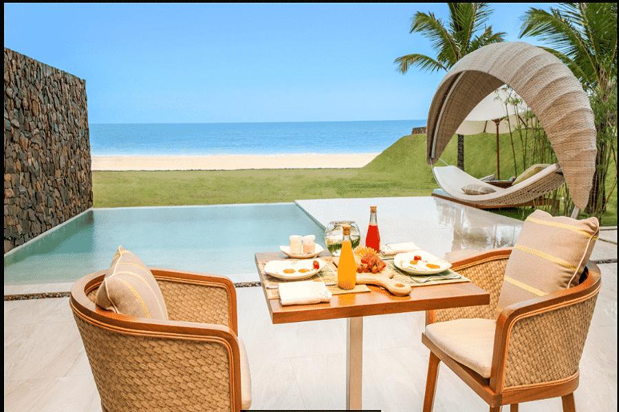 Pool villa ocean 1 bedroom