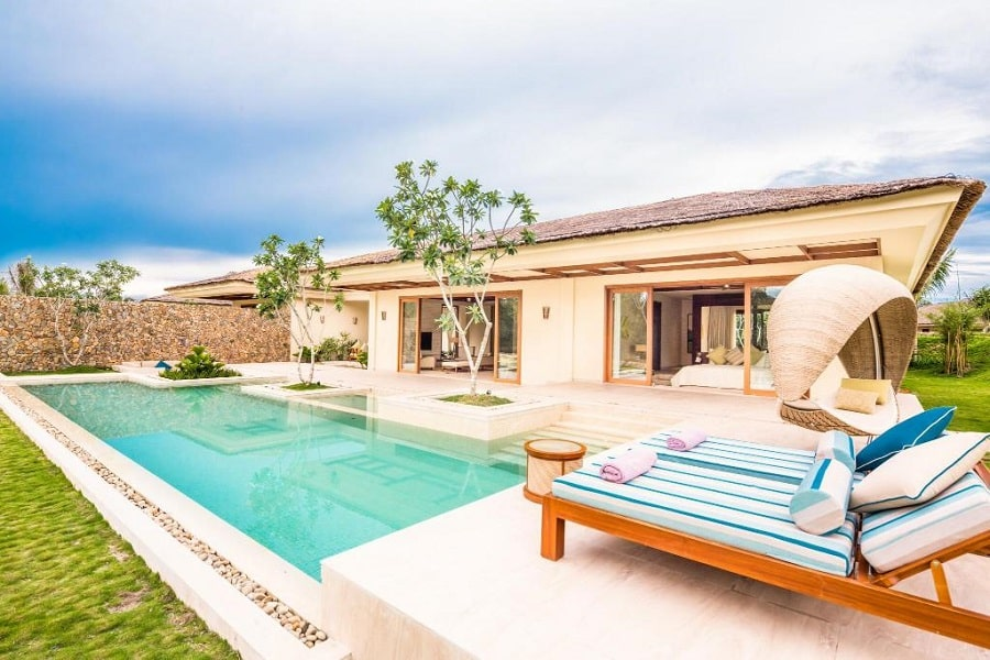 Pool villa ocean 2 bedroom
