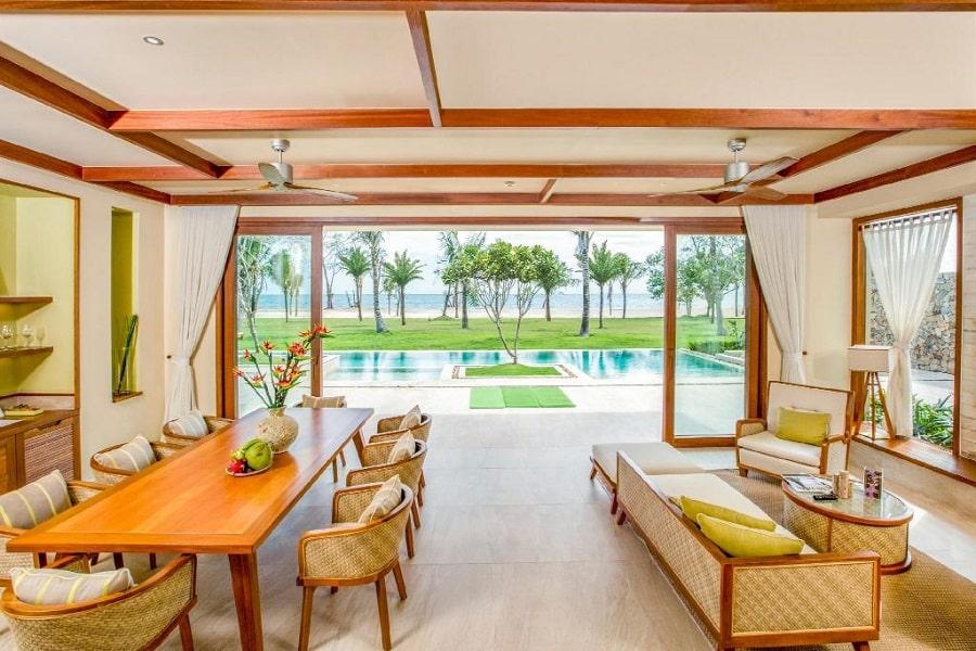 Pool villa ocean 3 bedroom