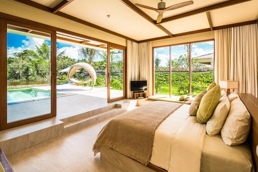 Pool villa river 1 bedroom