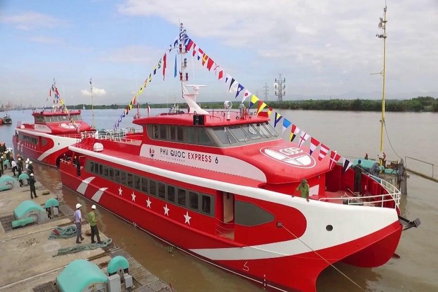 Phú Quốc Express – tàu cao tốc uy tín, chất lượng