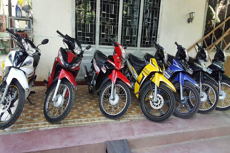 Dịch vụ thuê xe máy Linh Trang