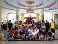 Đoàn du lịch Công ty Dược Phẩm Đông Á