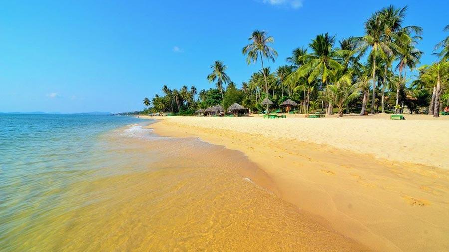 Bãi Dài Phú Quốc hoang sơ, đẹp hút hồn