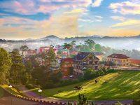 Đà Lạt - Thành phố du lịch mộng mơ, thanh bình