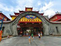 Công Viên Giải Trí Dragon Park - công viên giải trí đẳng cấp quốc tế tại Việt Nam