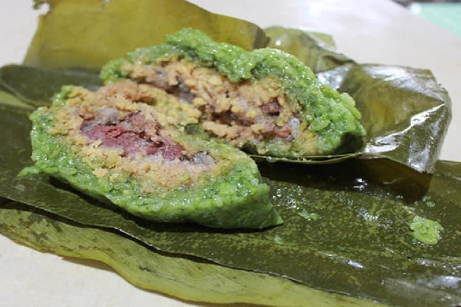 Bánh chưng gù Hà Giang – đặc sản nức tiếng vùng cao
