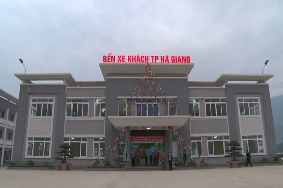 Bến xe Hà Giang – Thông tin, các tuyến xe chính