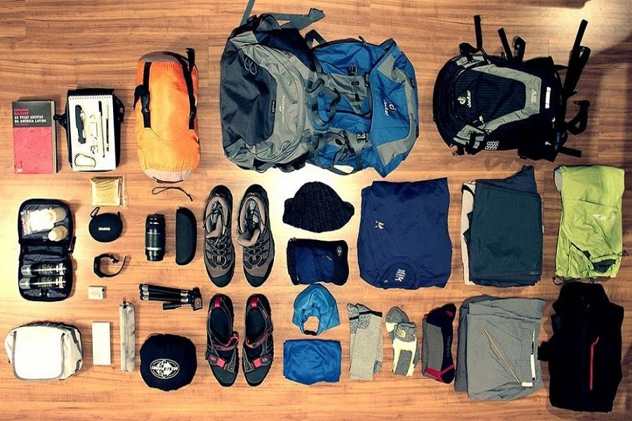 Một số vật dụng nên chuẩn bị khi đi phượt Hà Giang