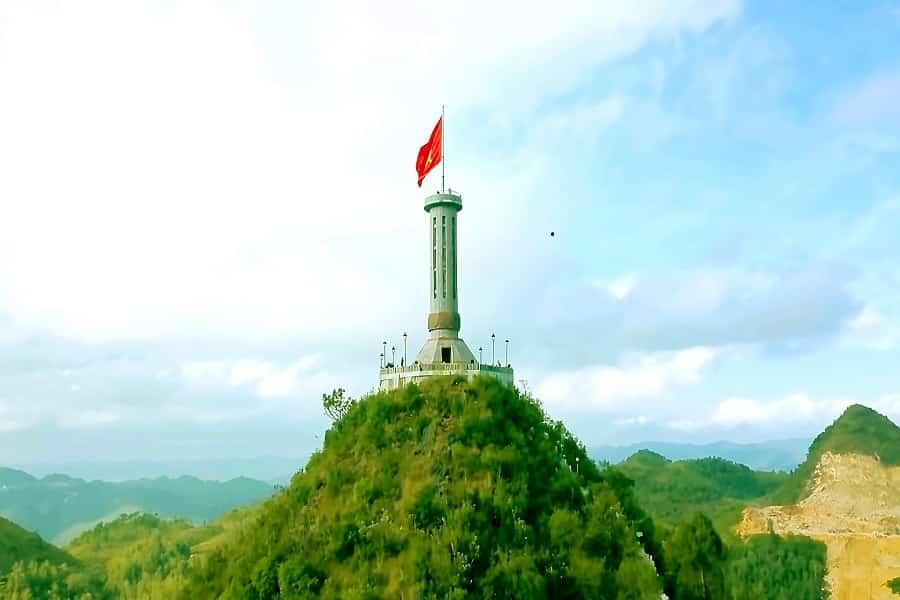 Cột cờ Lũng Cú Nơi địa đầu tổ quốc