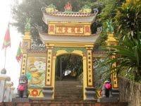 Sự tích về đền Đôi Cô Cầu Má