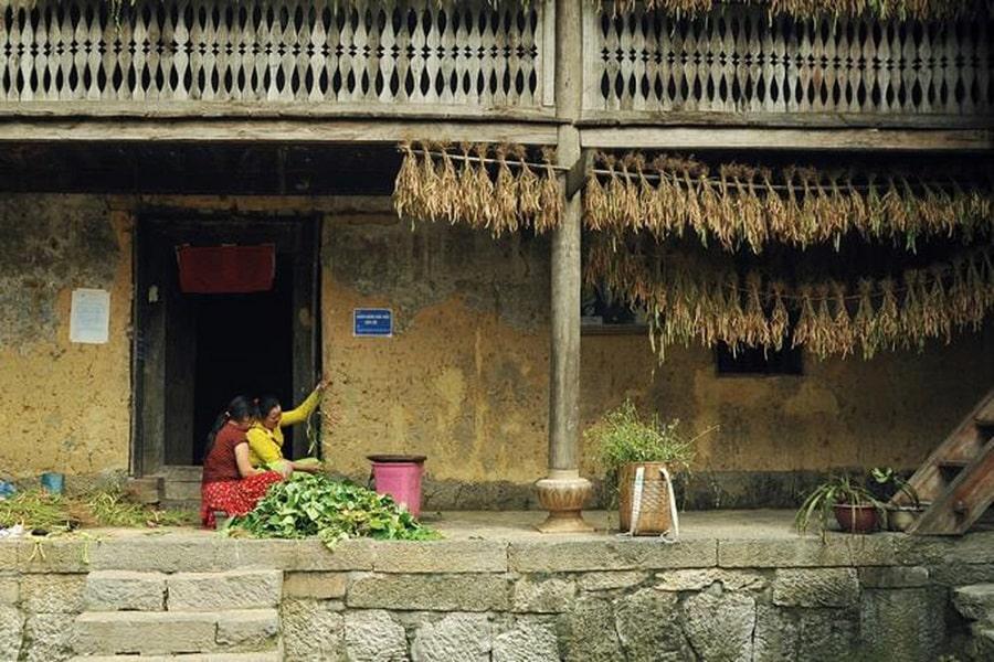 Nhà của Pao - nơi giữ được nét sinh hoạt văn hóa truyền thống của đồng bào Mông