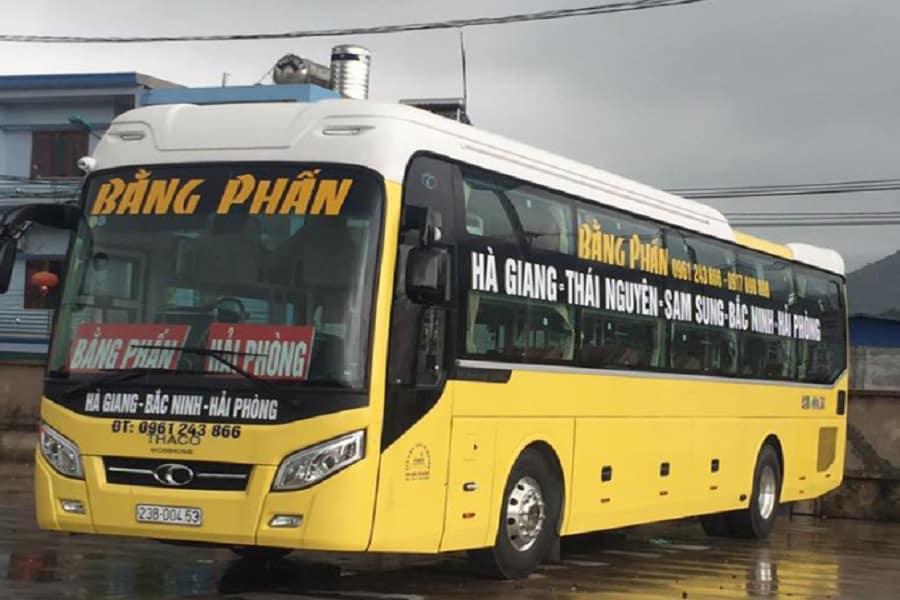 Xe khách Hà Giang Hải Phòng – Top những nhà xe uy tín, chất lượng