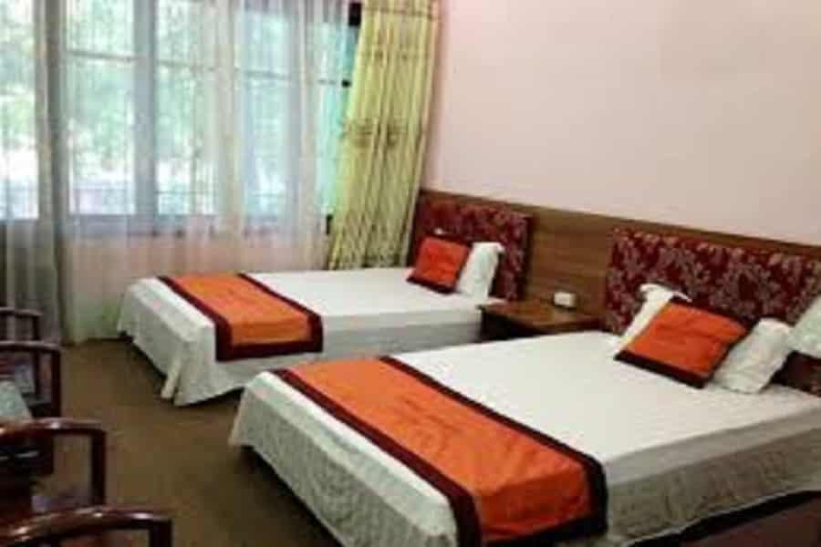 Phòng của khách sạn Công Đoàn