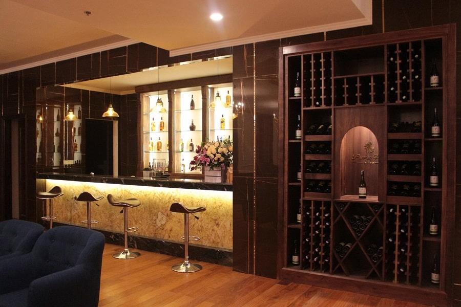 Quầy bar của khách sạn Phoenix
