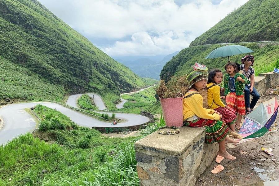 Cung đường di chuyển từ Sapa đi Hà Giang