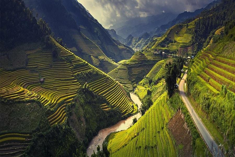 Vẻ đẹp thiên nhiên của các tỉnh miền núi
