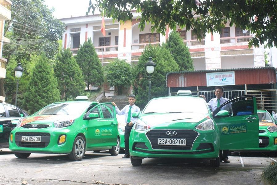 Taxi Mai Linh chi nhánh Hà Giang
