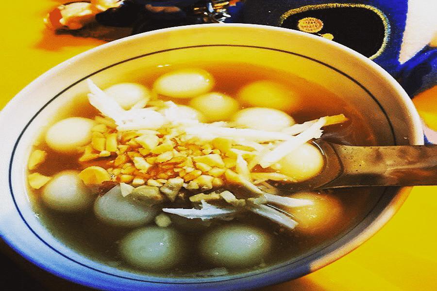 Thắng dền - món ăn chơi bậc nhất tại Hà Giang