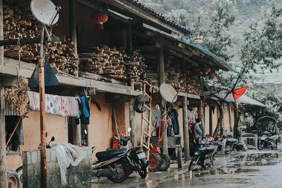 Phó Bảng Hà Giang-thị trấn cổ bị lãng quên
