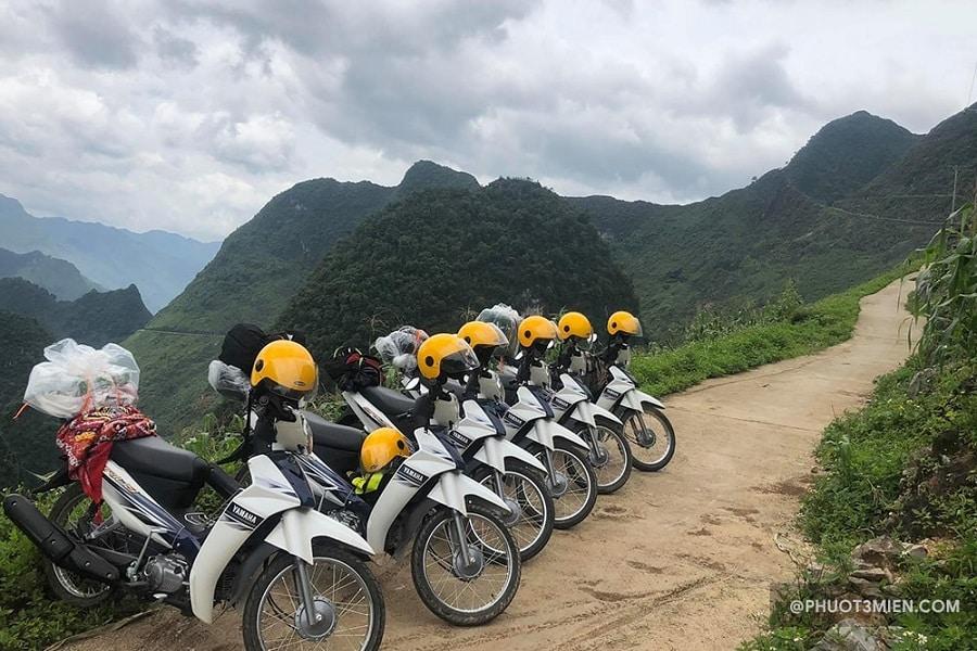 Dịch vụ thuê xe máy Epic Hà Giang