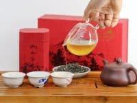 Chè Shan Tuyết mang đậm hương vị thiên nhiên