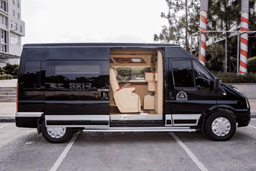 Xe Ngọc Cường Limousine