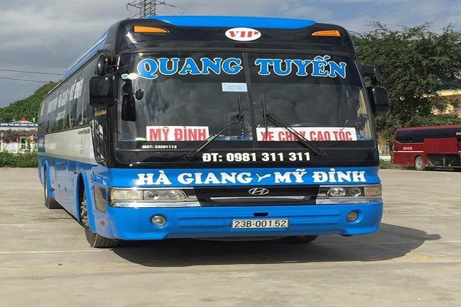 Nhà xe Quang Tuyến