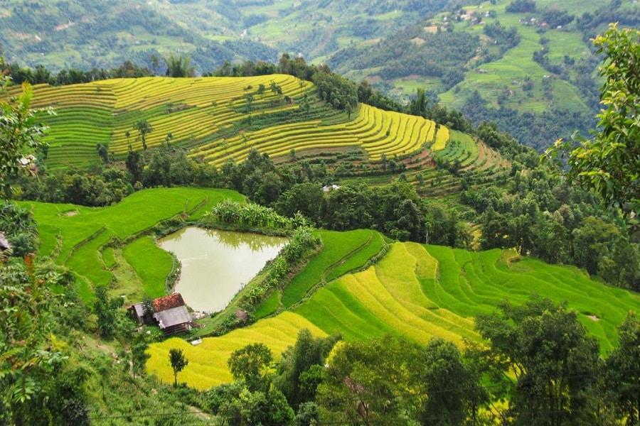 Xín Mần Hà Giang – điểm đến không thể bỏ qua nơi địa đầu Tổ quốc