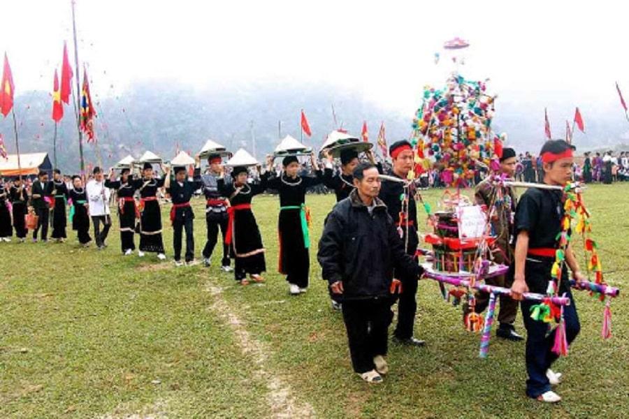 Lễ hội Cầu Trăng – nét đẹp văn hóa của đồng bào Tày