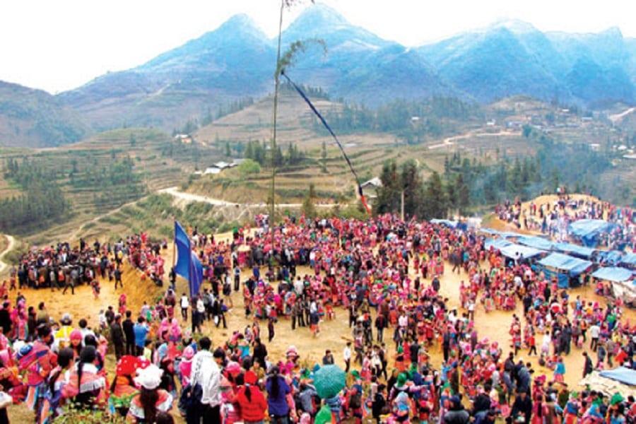 Lễ hội Gầu Tào – nét độc đáo trong văn hóa người Mông