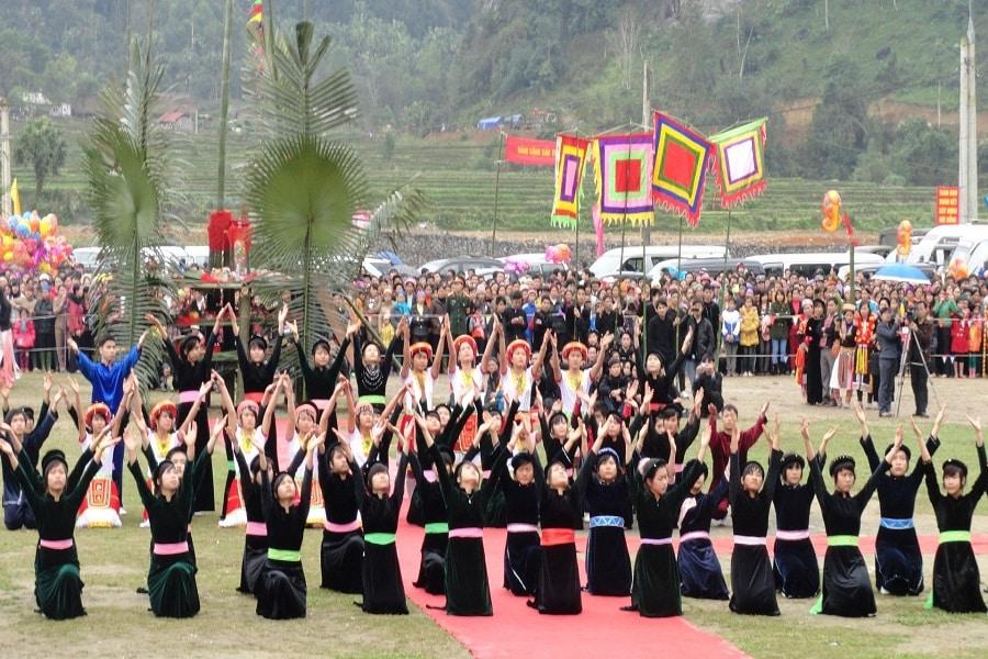 Lễ hội Lồng Tồng – nét đặc sắc trong văn hóa vùng cao