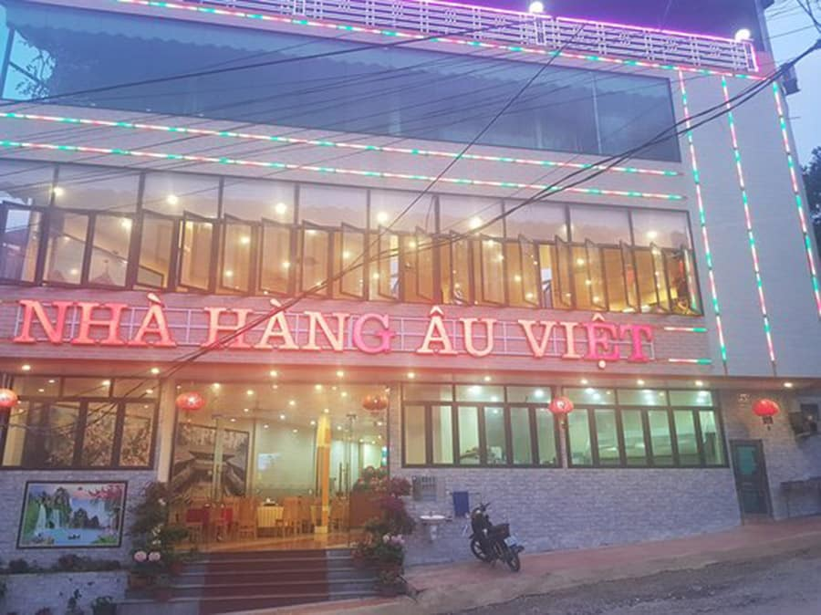 Nhà hàng Âu Việt