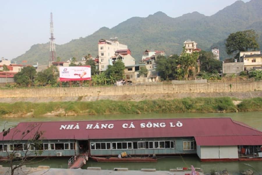 Nhà hàng Cá Sông Lô