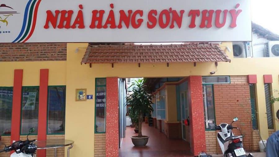 Nhà hàng Sơn Thuý