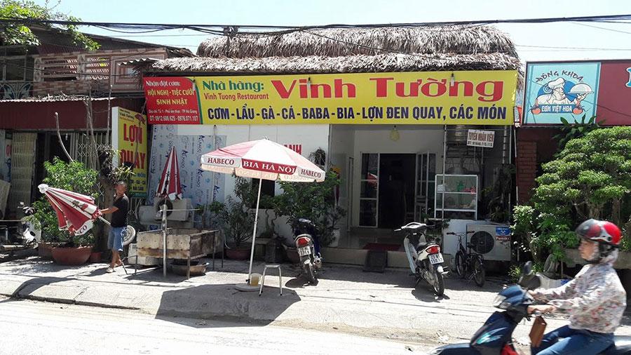 Nhà hàng Vinh Tường